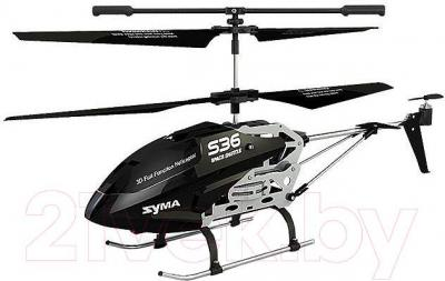 Радиоуправляемая игрушка Syma Вертолет S36 - общий вид