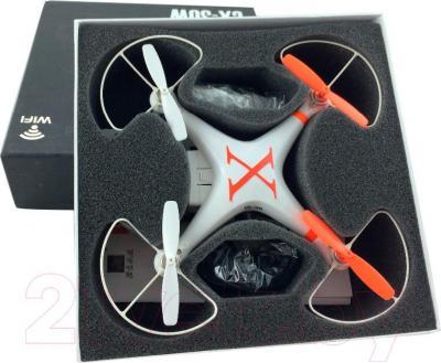 Радиоуправляемая игрушка Cheerson Квадрокоптер CX-30W - в коробке