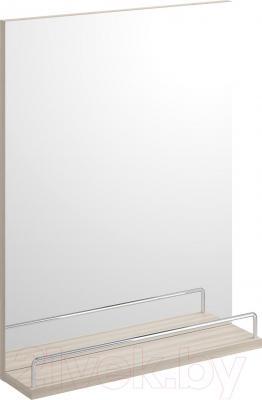 Зеркало для ванной Cersanit Smart 50 - общий вид