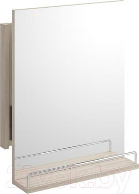 Зеркало для ванной Cersanit Smart 50 P-LS-SMA-sm (с выдвижным механизмом) - общий вид