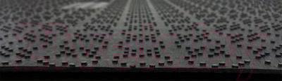 Грязезащитный коврик Kleen-Tex Entrance 60x85 (серый) - обратная сторона коврика
