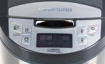 Мультиварка Redmond RMC-M4510 (белый) - панель управления