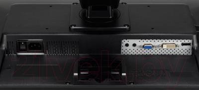 Монитор LG 22MB67PY-B - выходные разъемы