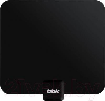 Цифровая антенна для тв BBK DA19 (черный) - общий вид