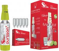 Набор для домашней газировки Oursson OS1000SK/GA -