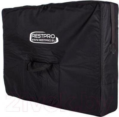 Массажный стол Restpro Alu 3 (черный) - в сумке для переноски
