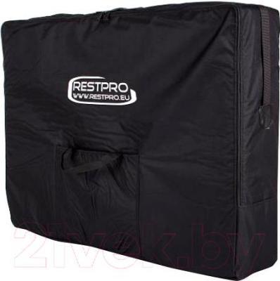 Массажный стол Restpro Classic 2 (пурпурный) - в сумке для переноски