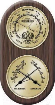Метеостанция механическая RST ПогодникЪ Герб 05351 - общий вид
