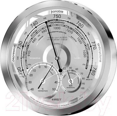 Метеостанция механическая RST 07825 - общий вид