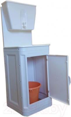 Умывальник для дачи ЭлБЭТ Чистюля УМ-17 (пластик) - общий вид