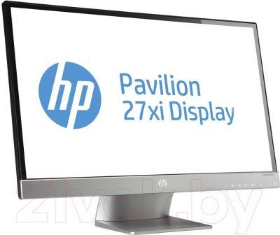 Монитор HP 27xi (C4D27AA) - вполоборота