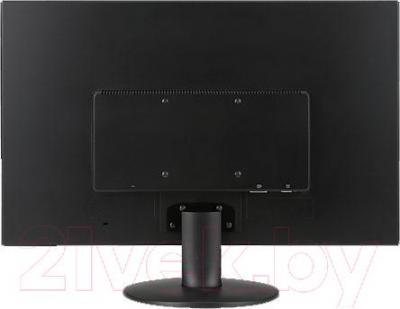 Монитор HP V241p (K0Q34AA) - вид сзади