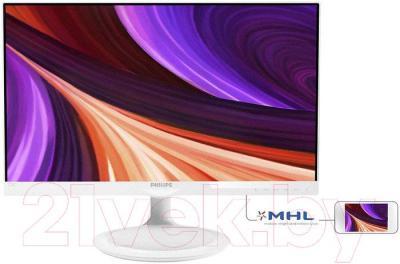 Монитор Philips 275C5QHAW/00 - технология MHL