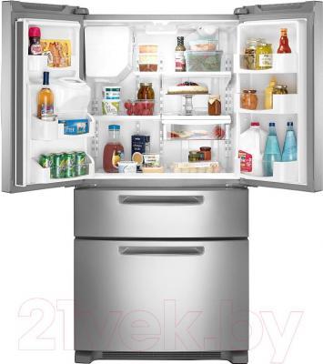 Холодильник с морозильником Maytag 5MFX257AA - внутренний вид