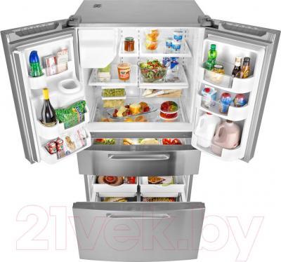 Холодильник с морозильником Maytag 5MFX257AA