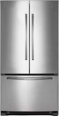 Холодильник с морозильником Maytag 5GFF25PRYA - вид спереди