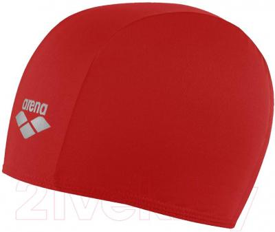 Шапочка для плавания Aqua Sphere Arena Polyester Jr 9114949 (красный) - общий вид
