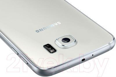 Смартфон Samsung Galaxy S6 / G920F (белый)