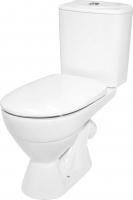 Унитаз напольный Керамин Палермо Дуал Premium (с жестким сиденьем) -