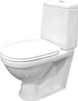 Унитаз напольный Керамин Турин Дуал Premium (с жестким сиденьем и микролифтом) -