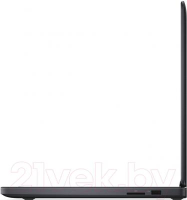 Ноутбук Dell Latitude E5550 (CA134LE5550EMEA) - вид сбоку