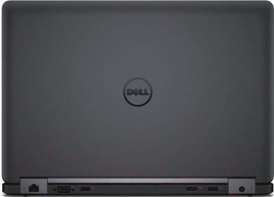 Ноутбук Dell Latitude E5550 (CA134LE5550EMEA) - вид сзади