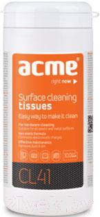 Салфетки для ухода за техникой Acme CL41 - общий вид