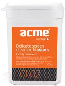 Салфетки для ухода за техникой Acme CL02 - общий вид