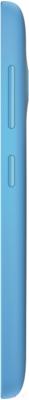Смартфон Microsoft Lumia 535 Dual (бирюзовый) - вид сбоку