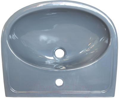 Умывальник настенный Керамин Омега 55 Standard (графит)