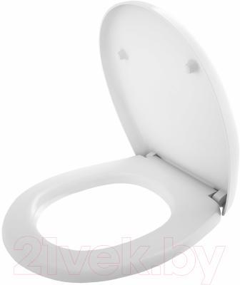 Сиденье для унитаза Керамин Верона (жесткое)