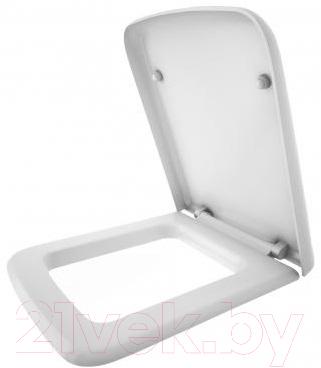 Сиденье для унитаза Керамин Квадро (жесткое)
