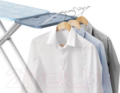 Гладильная доска Philips GC220/05 - одежда в комплектацию не входит/кронштейн для вешалок/цвет чехла уточняйте при заказе