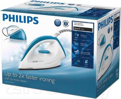 Утюг с парогенератором Philips GC6602/20 - в упаковке