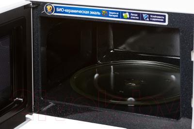 Микроволновая печь Samsung GE81KRW-2/BW