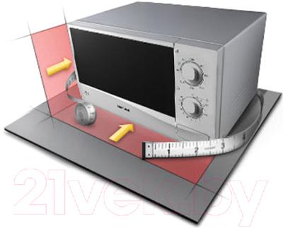 Микроволновая печь Samsung GE81KRW-2/BW - презентационное фото