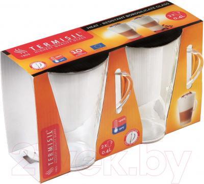 Набор для чая/кофе Termisil CSSS040C - набор стаканов