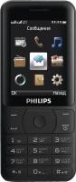 Мобильный телефон Philips Xenium E180 (черный) -
