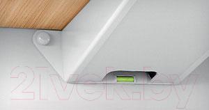 Полка для кухонной техники Holder SKA-W (белый) - уровень водяной