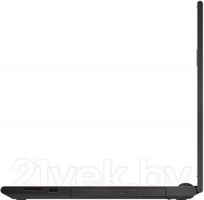Ноутбук Dell Inspiron 15 (3541-2490) - вид сбоку