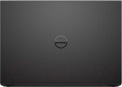 Ноутбук Dell Inspiron 15 (3541-2490) - вид сзади