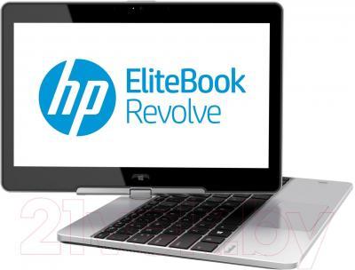 Ноутбук HP EliteBook Revolve 810 G2 (L8T79ES) - вполоборота