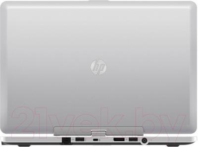 Ноутбук HP EliteBook Revolve 810 G2 (L8T79ES) - вид сзади