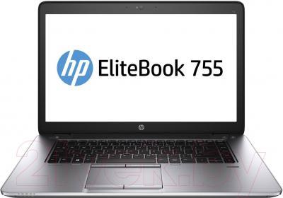 Ноутбук HP EliteBook 755 G2 (F1Q26EA) - общий вид