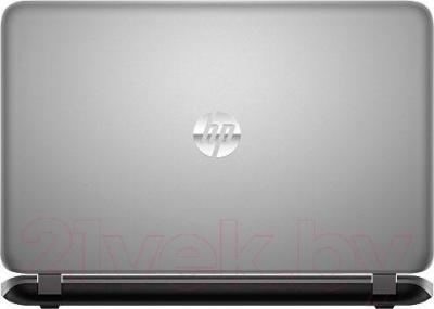 Ноутбук HP ENVY 15-k252ur (L1T56EA) - вид сзади