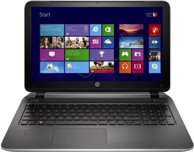 Ноутбук HP Pavilion 15-p203ur (L1S78EA) - общий вид
