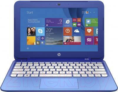 Ноутбук HP Stream 11-d055ur (L0Z83EA) - общий вид