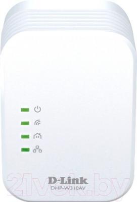 Powerline-адаптер D-Link DHP-W310AV