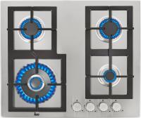 Газовая варочная панель Teka EFX 60 4G AI AL DR -