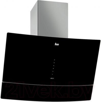 Вытяжка декоративная Teka DVU 560 / 40491300 (черный) - общий вид